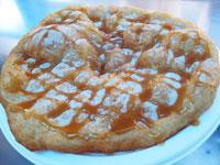 Sweet Dessert Fry Bread